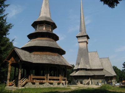 (cod 3164) Mănăstirea Săpânța Peri