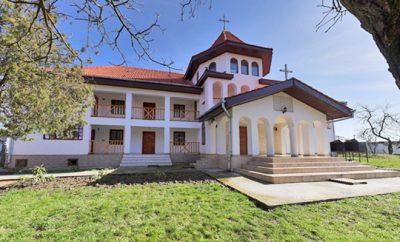 (cod 6122)  Mănăstirea Săraca din Şemlacu Mic