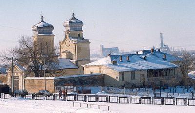 (cod 5531) Mănăstirea Segarcea