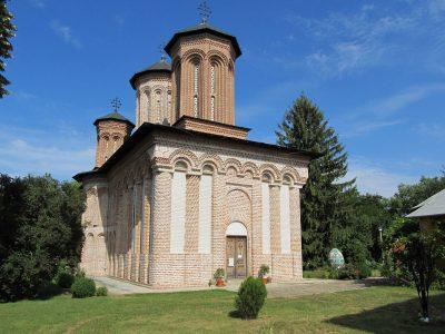 (cod 3522) Mănăstirea Snagov