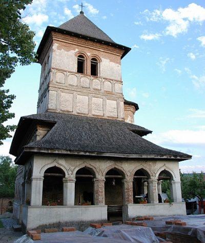 (cod 6540) Mănăstirea Strehaia
