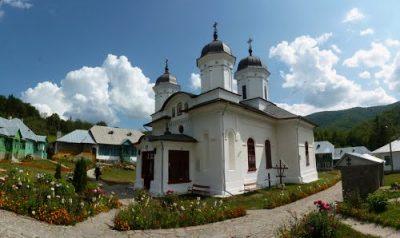 (cod 3745) Mănăstirea Suzana (Cheia)