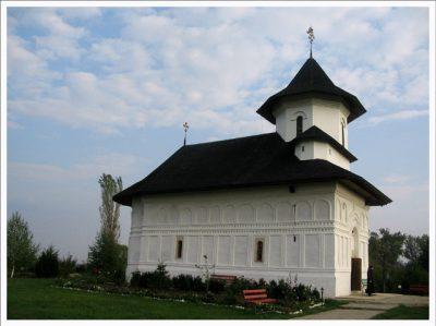 (cod 3746) Mănăstirea Turnu, Târgușoru Vechi