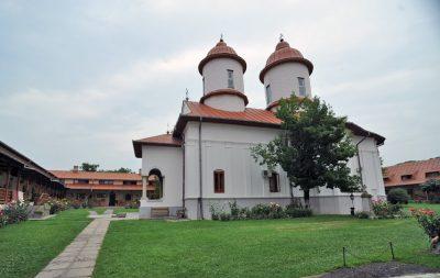 (cod 5340) Mănăstirea Viforâta, Comuna Aninoasa