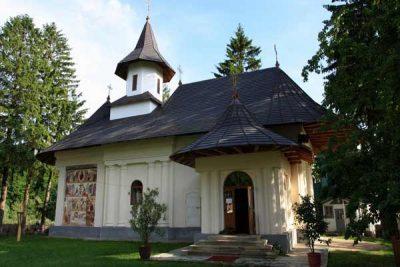 (cod 4604) Manastirea Coșula, Botosani