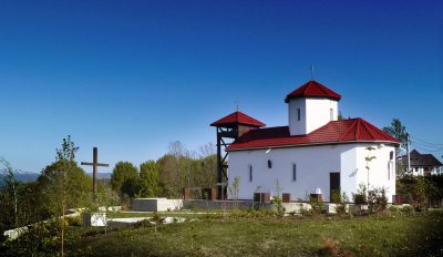 (cod 3737) Manastirea Cornu