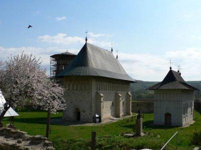 (COD 2135) – Manastirea Dobrovat Iasi