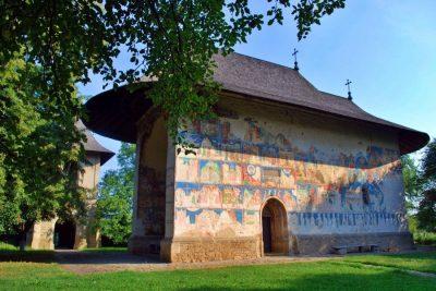 (COD 3002) – Manastirea Luca Arbore Suceava