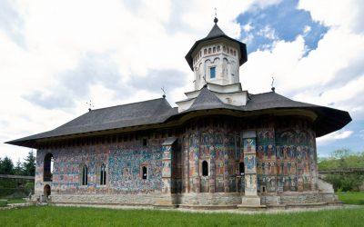 (COD 3003) – Manastirea Moldovita Suceava