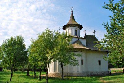 (COD 3004) – Manastirea Patrauti Suceava