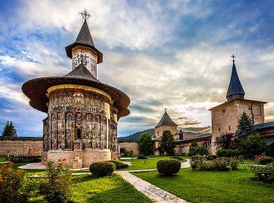 (COD 3009) Manastirea Sucevita