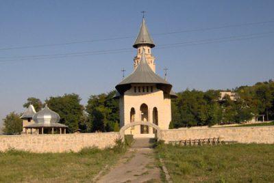 (COD 2114) – Manastirea Vladiceni Tomesti Iasi