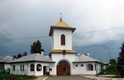 (cod 3748) Manastirea Zamfira, Lipanesti