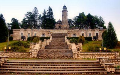 (cod 4519) Mausoleul de la Mateiaş