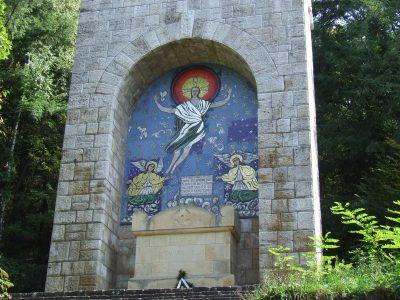 (cod 4906) Mausoleul iubirii