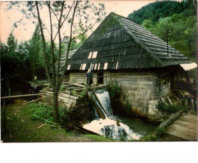 (cod 3167) Moara lui Dănilă Mecles, Săcel