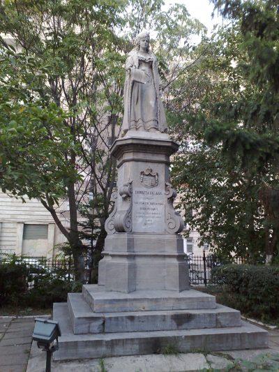 (cod 4125) Monumentul Domniței Bălașa
