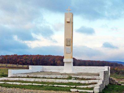 (cod 4252) Monumentul Ecaterinei Teodoriu