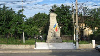 (COD 2103) – Monumentul Eroilor din Bucium Iasi