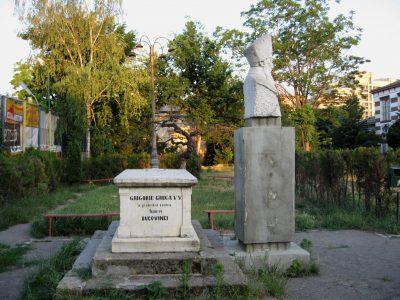 (COD 2102) – Monumentul Grigore Ghica III Iasi