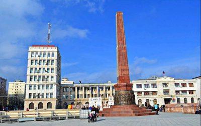 (cod 4254) Monumentul Unirii