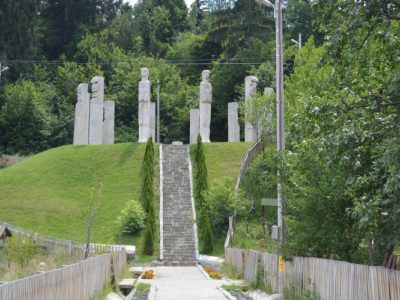 (cod 3169) Monumentul de la Moisei
