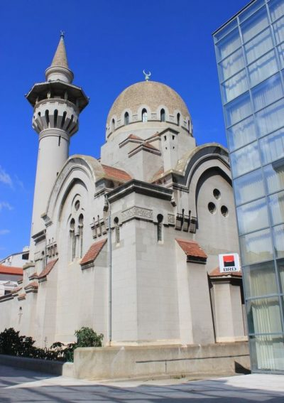 (cod 5032) Moscheea Mare din Constanța