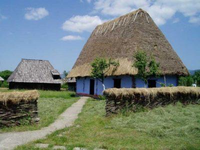 (cod 6028)  Muzeul în aer liber, Negrești-Oaș