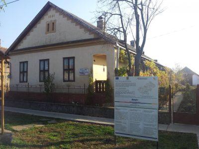 (cod 6024) Muzeul Șvăbesc, Petrești