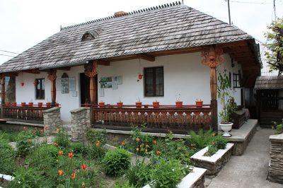 "(cod 2721) Muzeul ""Vasile Gaman"""
