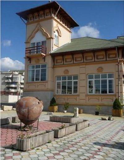 (cod 5034) Muzeul Axiopolis, Cernavodă