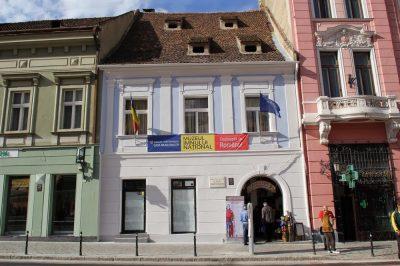 (COD 3313) Muzeul Casa Mureșenilor