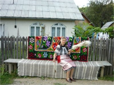(cod 2726) Muzeul Etnografic din comuna Borca