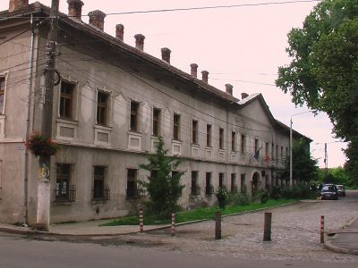 (cod 2411)  Muzeul Județean de Etnografie al Regimentului de Graniță