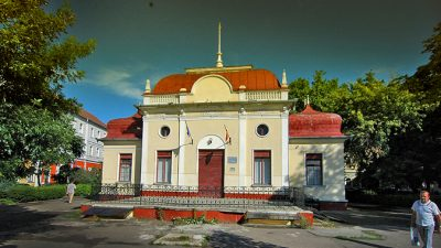 (cod 2506)  Muzeul Memorial Ady Endre