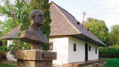 (cod 3175) Muzeul Memorial Vasile Lucaciu-din Șișești