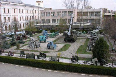 (cod 3527) Muzeul Militar Național