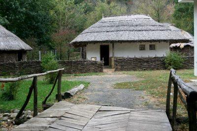 (cod 3942) Muzeul Satului