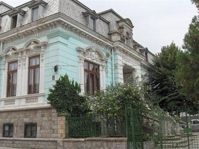 (cod 6641) Muzeul de Științele Naturii Delta Dunării