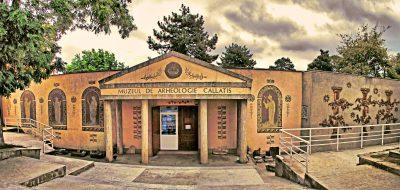 (cod 5035) Muzeul de Arheologie Callatis – Mangalia