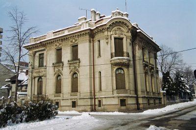 (cod 6543) Muzeul de Artă Drobeta Turnu Severin