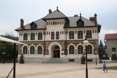 (cod 2786) Muzeul de Artă Piatra Neamț
