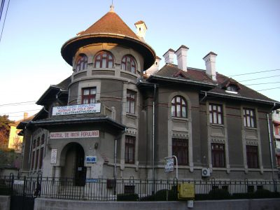 (cod 6642) Muzeul de Etnografie și Artă Populară