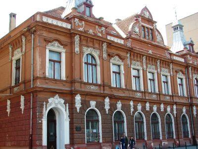 (COD 3330)  Muzeul de Etnografie din Braşov