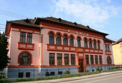 (cod 2311)  Muzeul de Istorie Augustin Bunea din Blaj