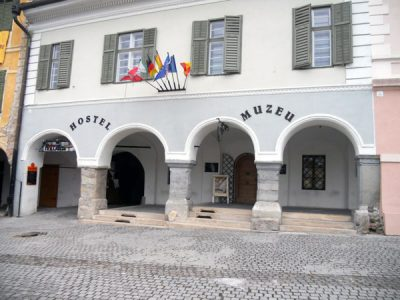 (cod 4301) Muzeul de Istorie a Farmaciei