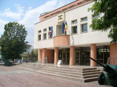 (COD 5433) Muzeul de istorie, Onești