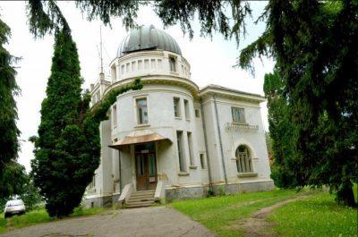 (COD 2158) – Observatorul Astronomic Iasi