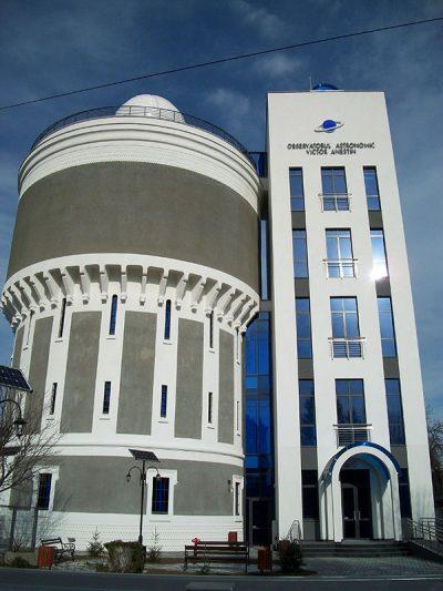(COD 5411) Observatorul astronomic Victor Anestin, Bacău