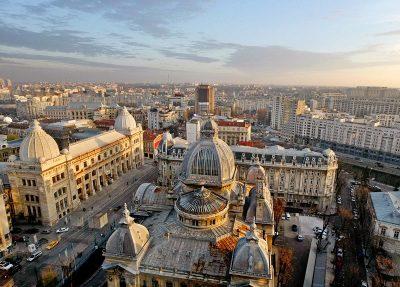 (cod 4135) Orașul București